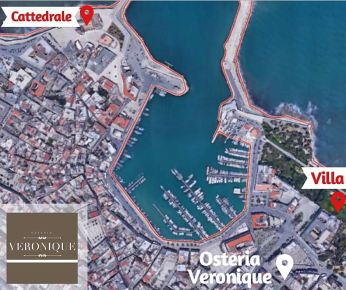 Panoramica Porto Trani
