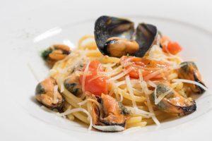 ristorante pesce trani spaghetti